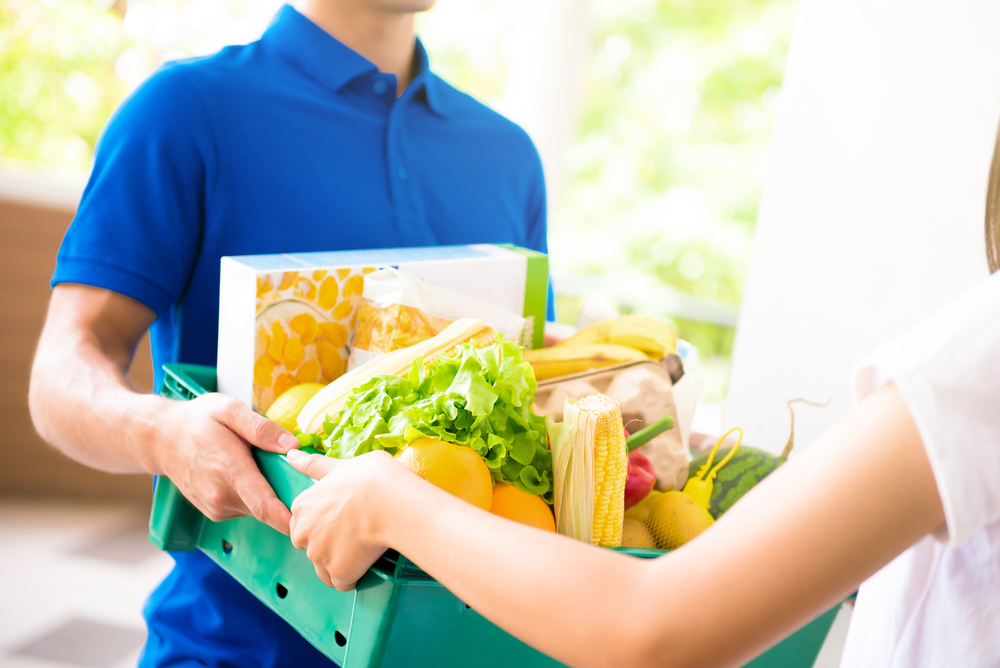 Grocery Delivery (Valet Maids)