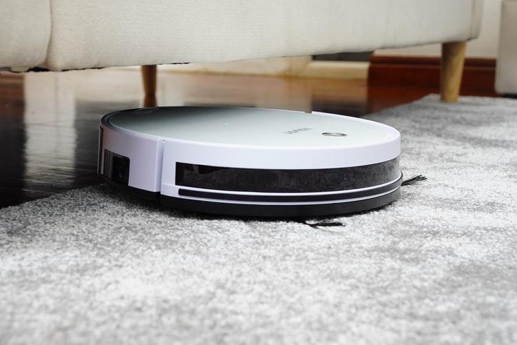 Dallas Maid Service Robot Vacuum