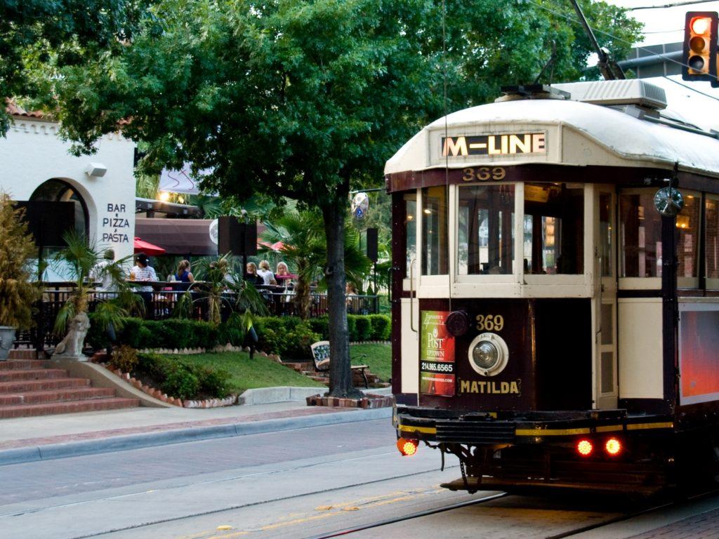Dallas Trolley