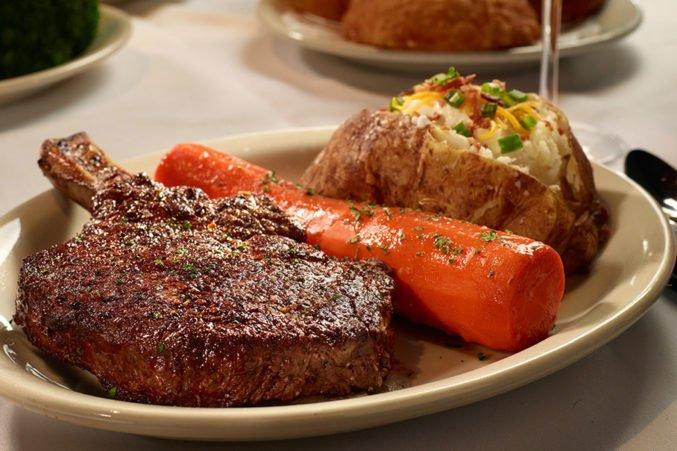 Best Steakhouse in Dallas